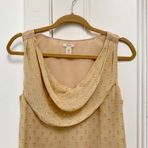 J.CREW sleveless blouse